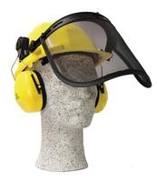 Шлем защитный комбинированный CHAMPION, арт. C1001