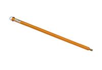 Удлинитель для шнеков Carver ES-100 к мотобурам 1 м, арт. 01.003.00076